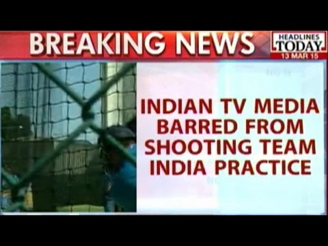 BCCI Asks New Zealand Cricket To Throw Out India TV Media