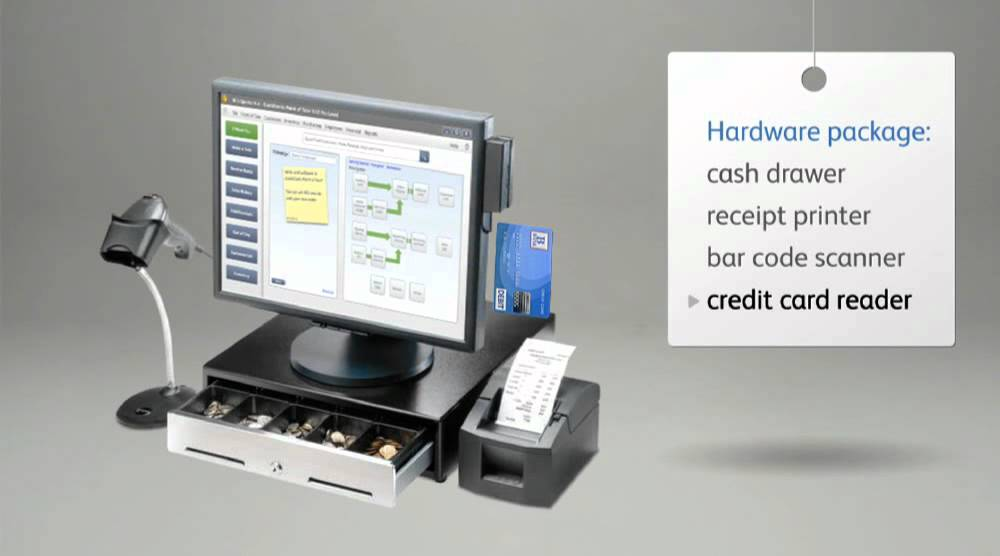 Pos Software And Point Of Sale Systems For Quickbooks