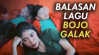 Download Lagu Balasan Lagu Bojo Galak - Nella Kharisma (Music Video) Gratis STAFABAND
