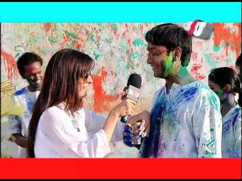 B4u Music Channel Holi Special Ashutosh Bohra Holi 2011 video