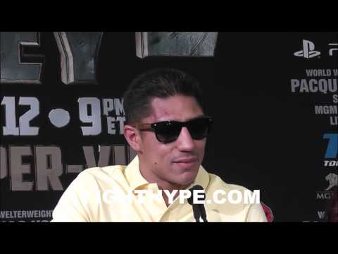 JESSIE VARGAS DISCUSSES TITLEWINNING PERFORMANCE AGAINST KHABIB ALLAKHVERDIEV