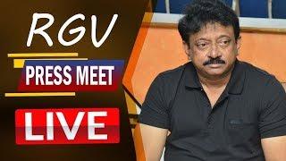Director Ram Gopal Varma Holds Press Meet In Vijayawada | Lakshmiand#39;s NTR Row