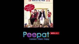 Pani Ko Taraste Full Song HD - Well Done Abba 2010