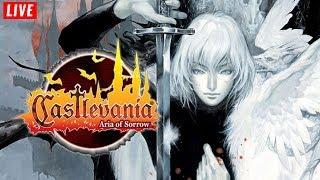 Castlevania: Aria of Sorrow - Sexta-Feira Relaxante ( ͡° ͜ʖ ͡°)