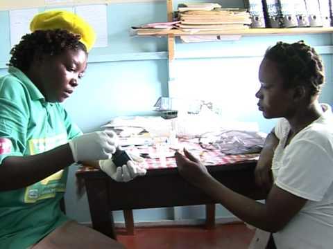 Field Testing of HIV in Zambia by DAPP Zambia