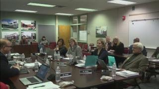 WJCC School Board Meeting from 12/12/17