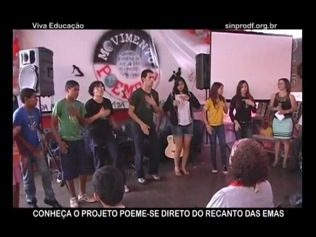 Poeme-se no Programa Alternativo