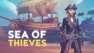 SEA OF THIEVES - DISCOVERING A NEW GAME (Sea of Thieves)
