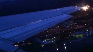 Take off Avior Airlines flight 1454 to Puerto Ordaz