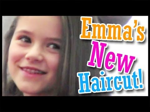 EMMA GETS A MAJOR HAIRCUT!   |  KITTIESMAMA