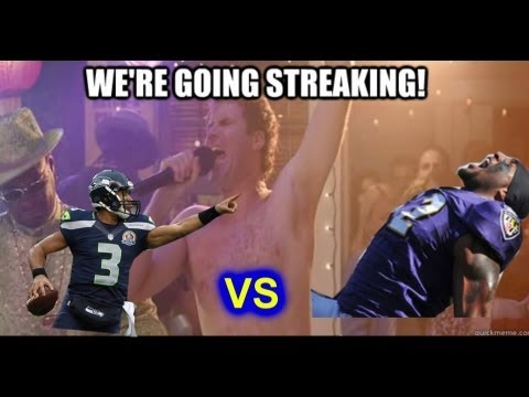 Seattle vs Ravens , Madden 13, Online Ranked Match, Hey were going STREAKING!!!!!