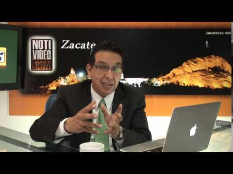 Zacatecas Notivideo: No más contratos en la UAZ, Zacatecas 6o lugar.