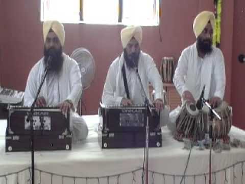 Bhai Kanwaljit Singh recites Gurbani Kirtan on 13 January 2013 Part 2