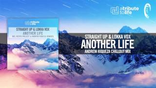 Straight Up & Lokka Vox - Another Life (Andrew Riqueza Chillout Mix) A Tribute To Life/RNM