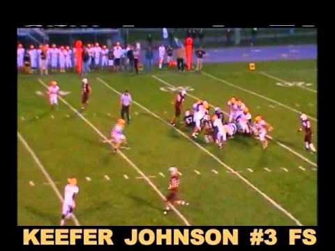 Keefer Johnson (2014) Junior Highlights