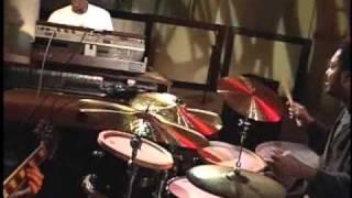 'Back In The Day' - Steve Jordan (Steve Jordan Solo) 'The Groove Is Here'