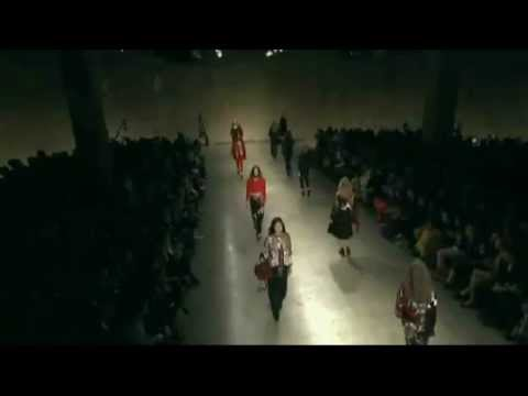 Topshop Unique - London Fashion Week (LFW) - Autumn Winter 2013-2014 - Full Show