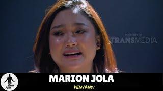 Download Lagu Marion Jola MENANGIS dan Kaget Ditelpon Papanya | HITAM PUTIH (28/06/18) 4-4 Gratis STAFABAND