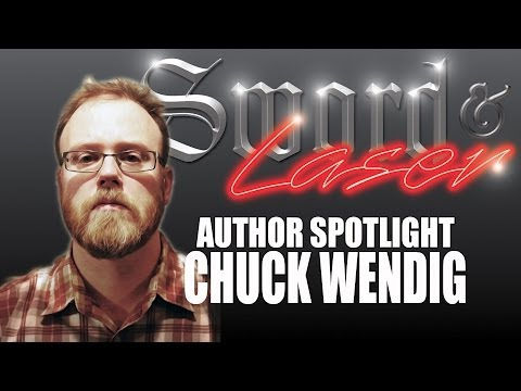 Author Spotlight: Chuck Wendig