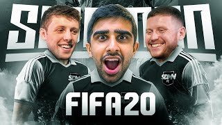 VIK PLAYS AS ANY - SIDEMEN FIFA 20 PRO CLUBS (Sidemen Gaming)
