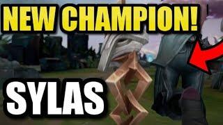"NEW CHAMPION ""SYLAS""!  ABILITY BREAKDOWN/ANALYSIS!  || Reaction"