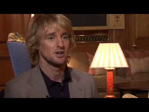 Owen Wilson sorts out FHM's sex life Video