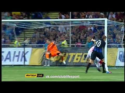 Черноморец 1-0 Скендербеу