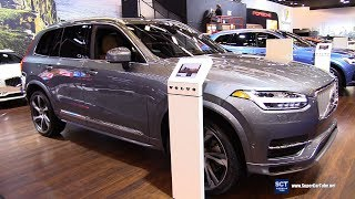 2019 Volvo XC90 T8 - Exterior and Interior Walkaround - 2019 Montreal Auto Show