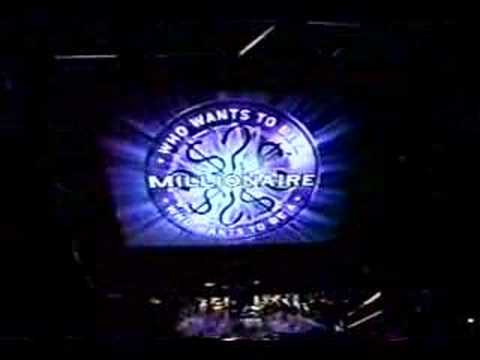 2/2 Edie Falco on Celeb Millionaire