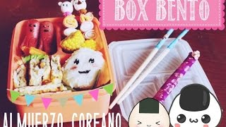 BOX BENTO - COMIDA KAWAII ♡ FOOD