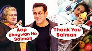 EMOTIONAL Pooja Dadwal And Huma Khan Thanks Salman Khan For Helping