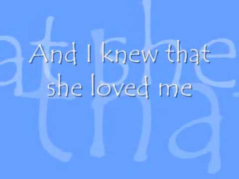 Sarah Mclachlan - When She Loved Me