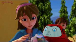 "Superbook ""Roar!"" - The Story of Daniel and the Lion's Den"