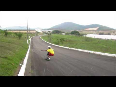 Carlis Jonny Skateboarding