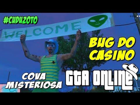 GTA Online - Bug no Casino, bem vindo Alien e cova misteriosa !