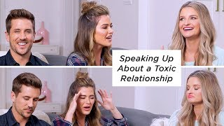 Helping a Friend in a Toxic Relationship | JoJo's Story