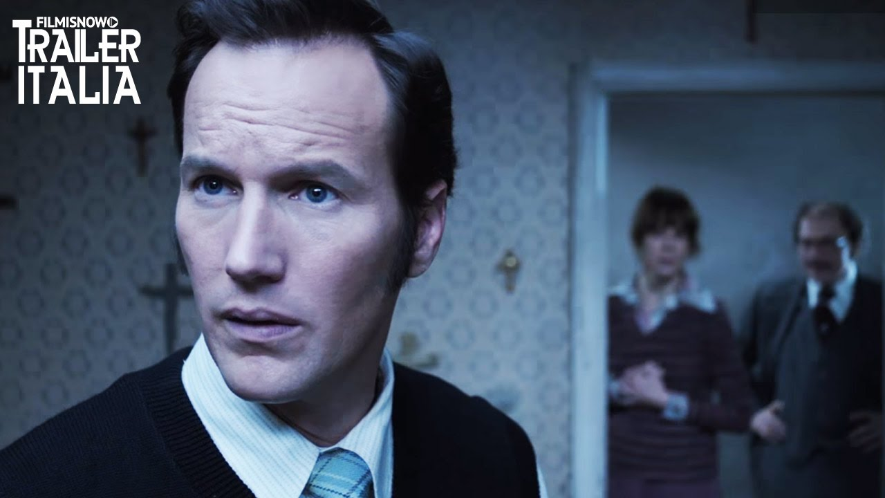 The Conjuring 2 - Il caso Enfield | Nuove paurose clip in italiano [HD]