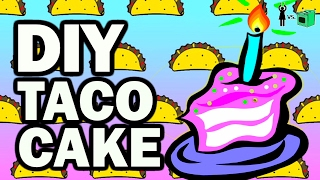 DIY Taco Cake, Corinne VS Cooking