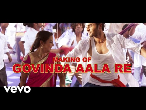 Behind the Scenes - Govinda Aala Re | Rangrezz | Sajid Wajid