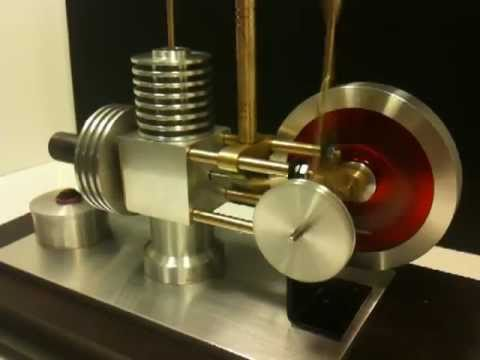 Grizzly Stirling Engine Kit