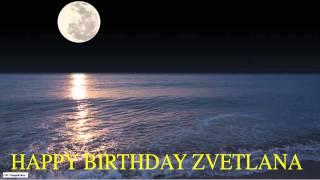 Zvetlana   Moon La Luna - Happy Birthday