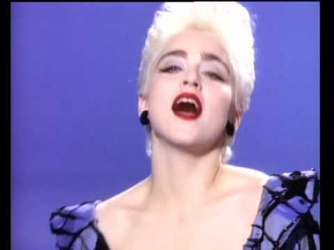 MADONNA -True blue- (1986) Music Videos