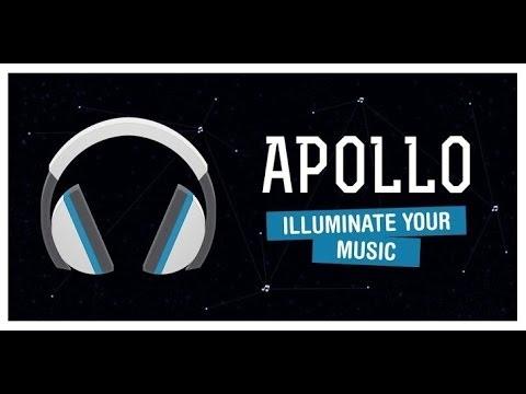 Como instalar reproductor de música APOLLO