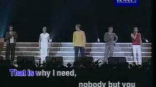 Watch Westlife No No video
