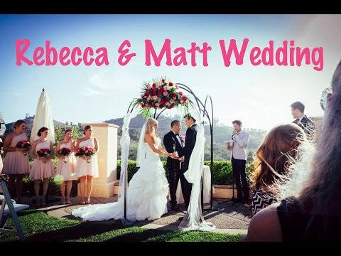 Rebecca Zamolo and Matt Yoakum Wedding Audio