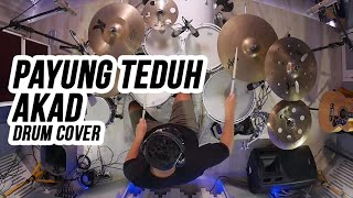 Payung Teduh - Akad - Drum Cover by Superkevas