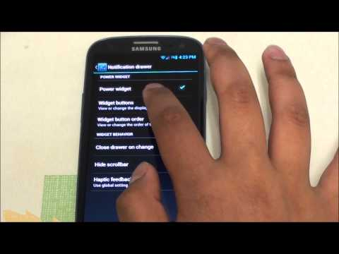 Samsung Galaxy SIII (SGH - T999) with Jelly Bean. CyanogenMod 10