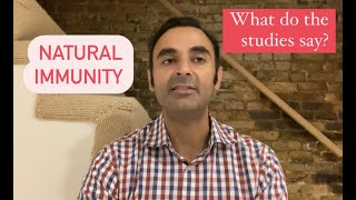 Video: Should I take a COVID Vaccine, if I have been sick with the virus before? - Suneel Dhand