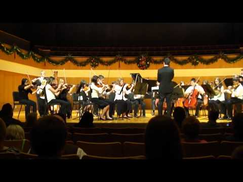 Dance of the Samodivi (Woodland Fairies)-Huntsville Chamber Orchestra