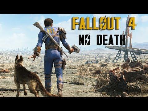 Fallout 4 (Без смертей, сложность - выживание) #1 Бомж из убежища